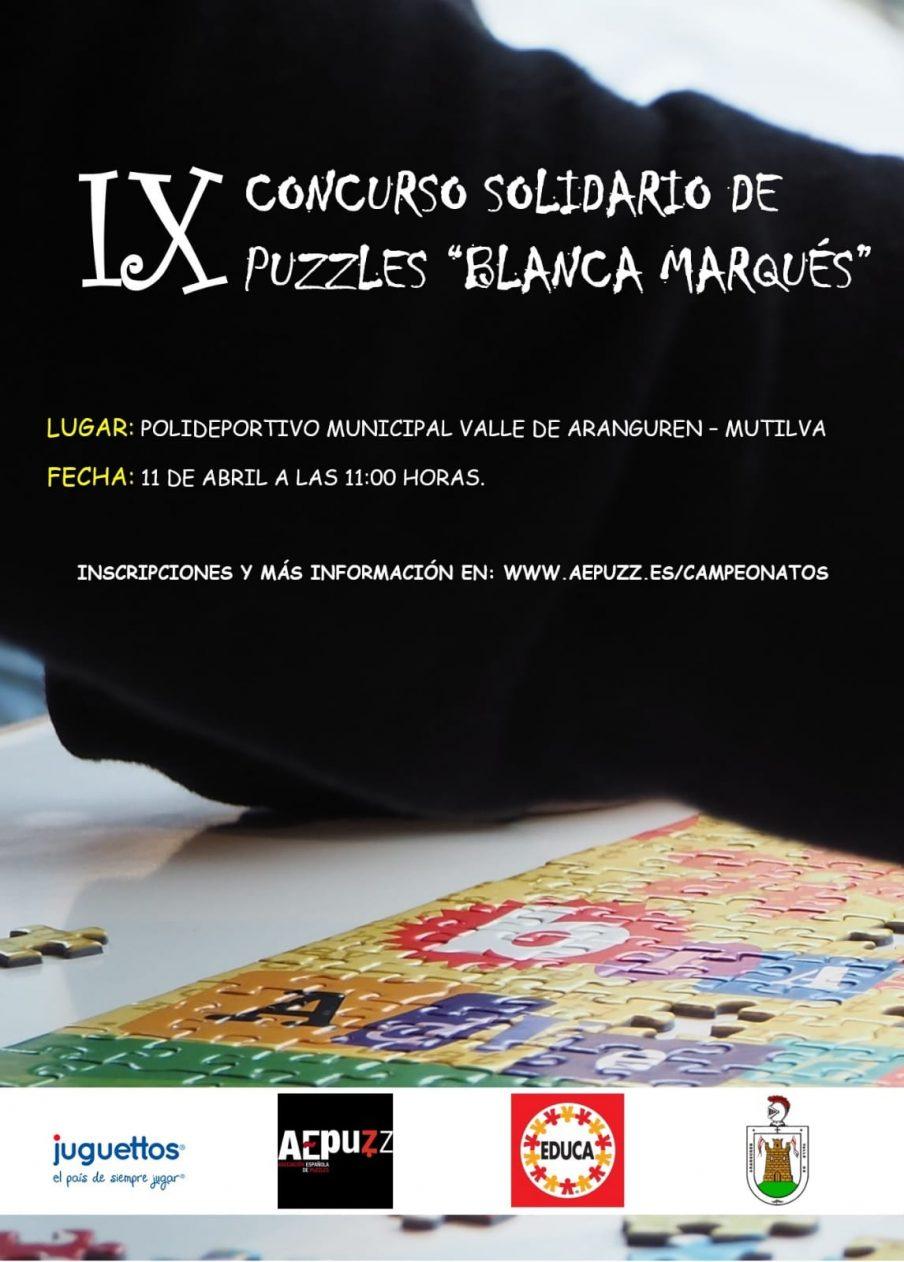 20-04-11 IX Concurso Solidario de Puzzles Blanca Marques