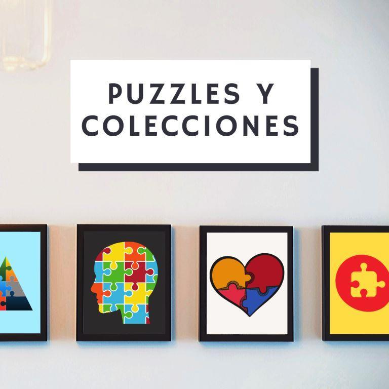 PUZZLES Y COLECCIONES