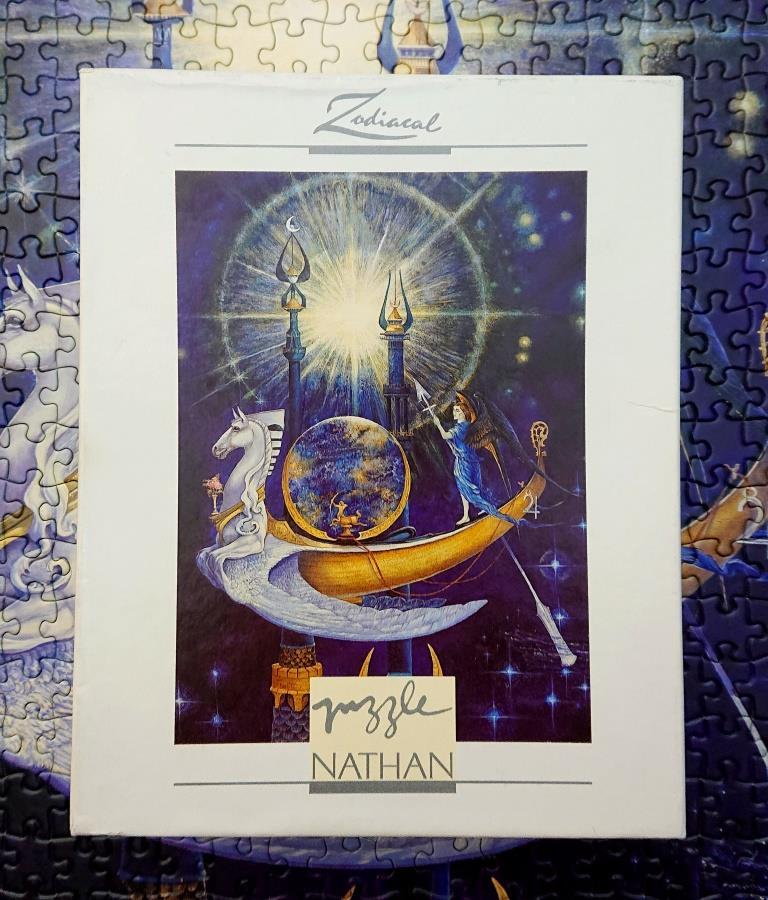 Puzzle Nathan - Sagittarius - 500 pieces