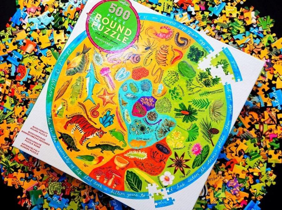 Puzzle eeBoo - Biodiversity - 500 pieces