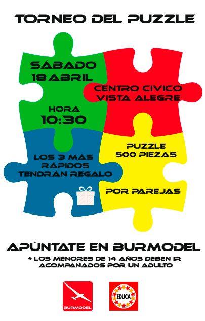 Torneo del Puzzle Burmodel