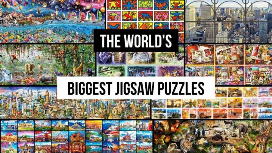 World's Biggest Puzzles