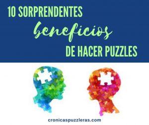 10 sorprendentes beneficios de hacer puzzles