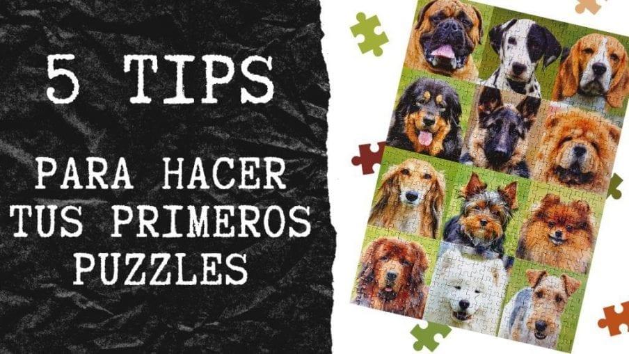 5 Tips para hacer tus primeros puzzles